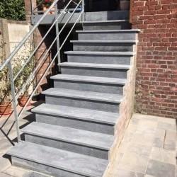 Couverture d'escalier