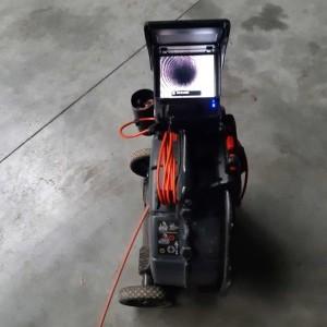 Inspection par caméra
