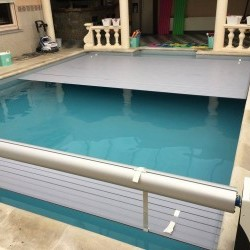 Rénovation d'une piscine intérieur