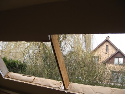 Remplacement 2 VELUX