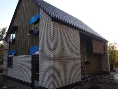 Maison unifamiliale très basse énergie en ossature bois