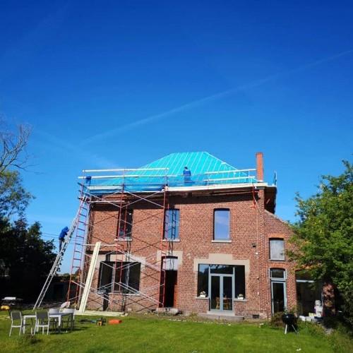 Rénovation et isolation de toiture