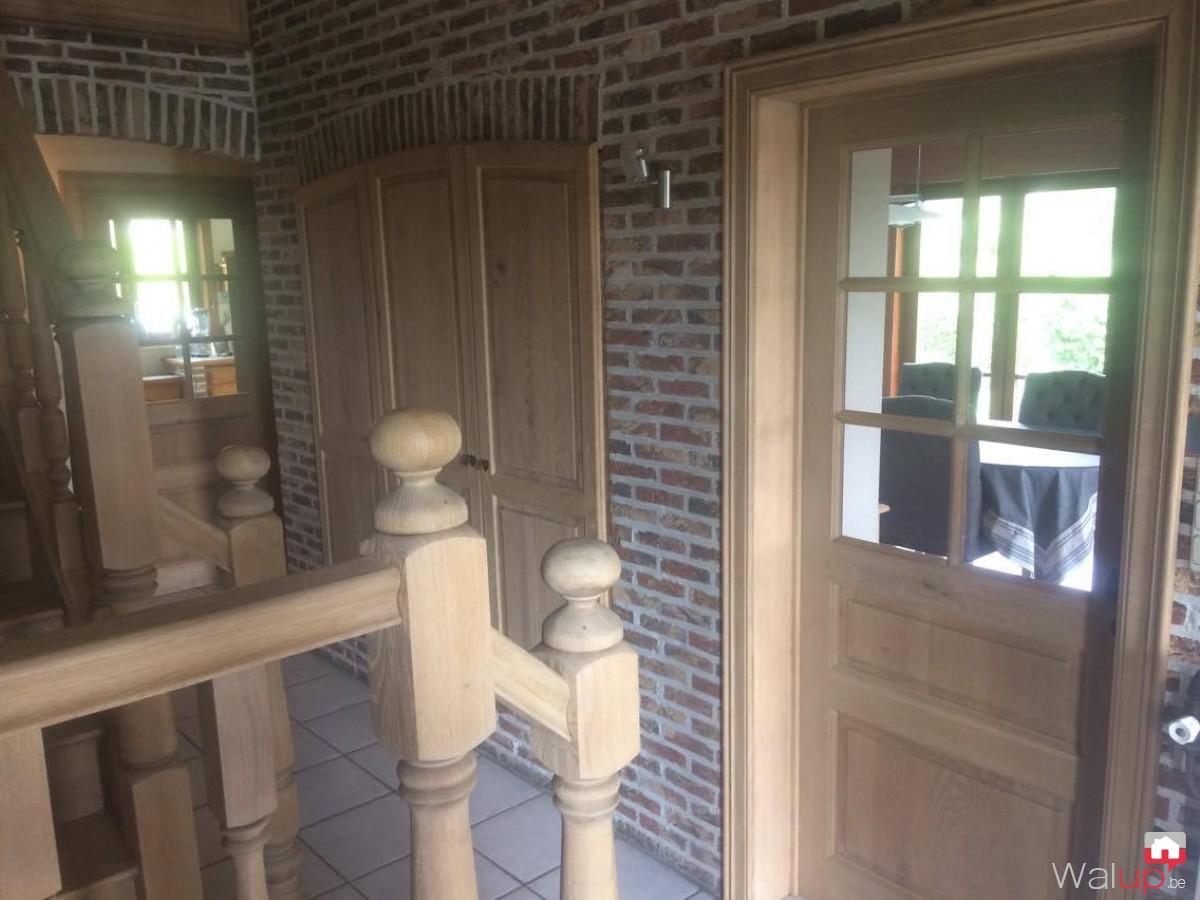 Maison escalier free deco entre dco entre maison cage d for Cage escalier exterieur