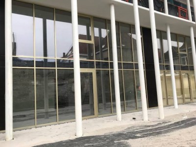 Mur rideau et vitrages photovoltaïques