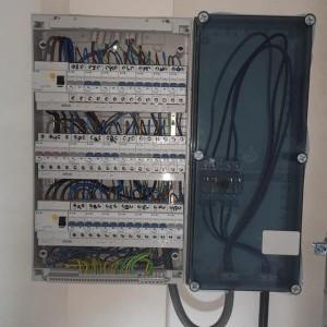 Installation électrique complète