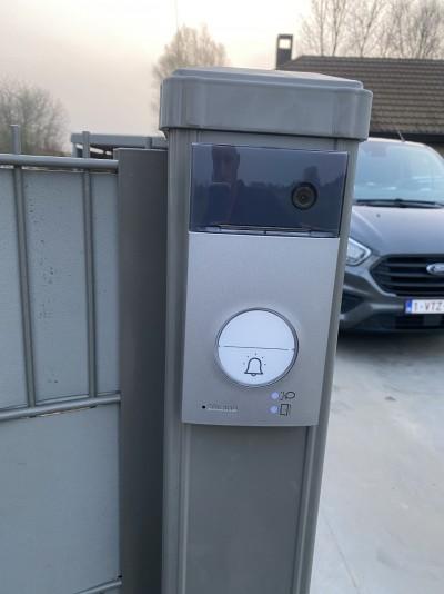 Portail Aluette/VDS Close/Visiophone connecté