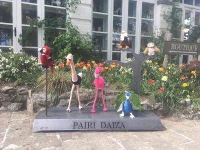 Réalisations pour Païri-Daïza