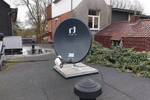 Installation satellite Fransat