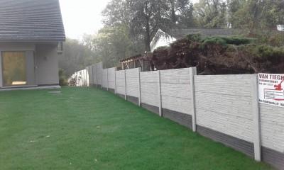 Mur de plaques