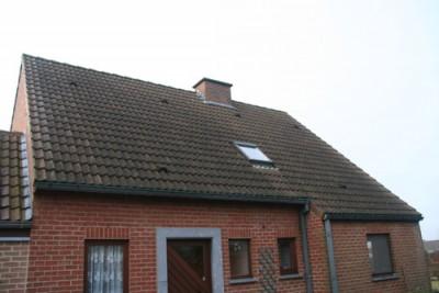 Rénovation de toiture existante