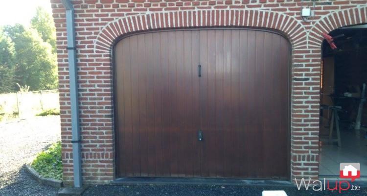 Portes de garage sectionnelles carsec pro