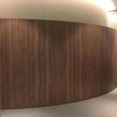 Porte invisible