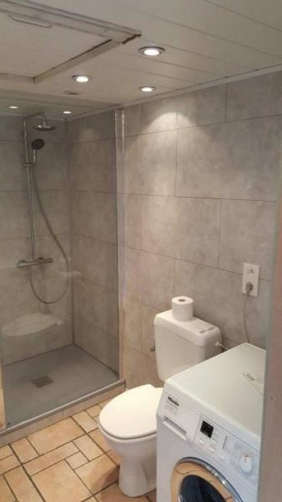 Création d'une salle de bain