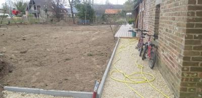 Cour et jardin