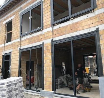 Portes, fenêtres et châssis