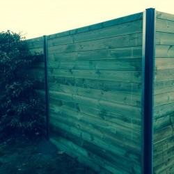 Quelques belles clôtures...
