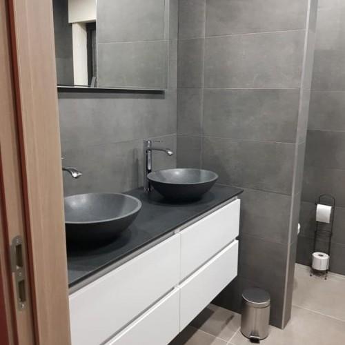 Salle de bain compléte