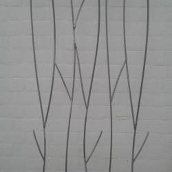 Fabrication d'une protection de fenêtre.