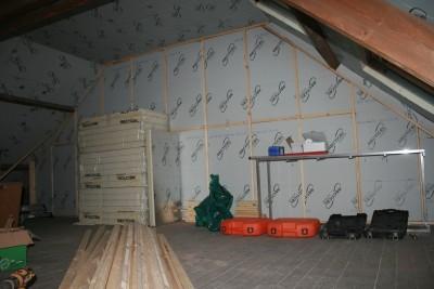 Aménagement grenier