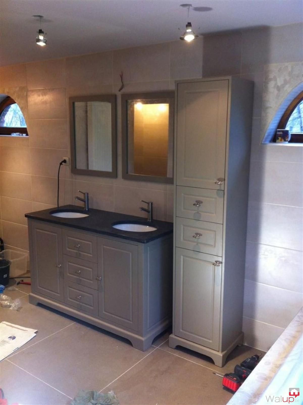 R fection d 39 une salle de bain par nico chauffage - Refection salle de bain ...