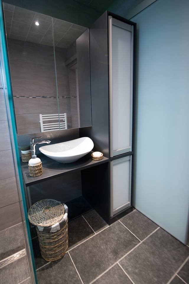 Salle de bain nico chauffage for Chauffage salle de bain